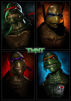 TMNT Collage