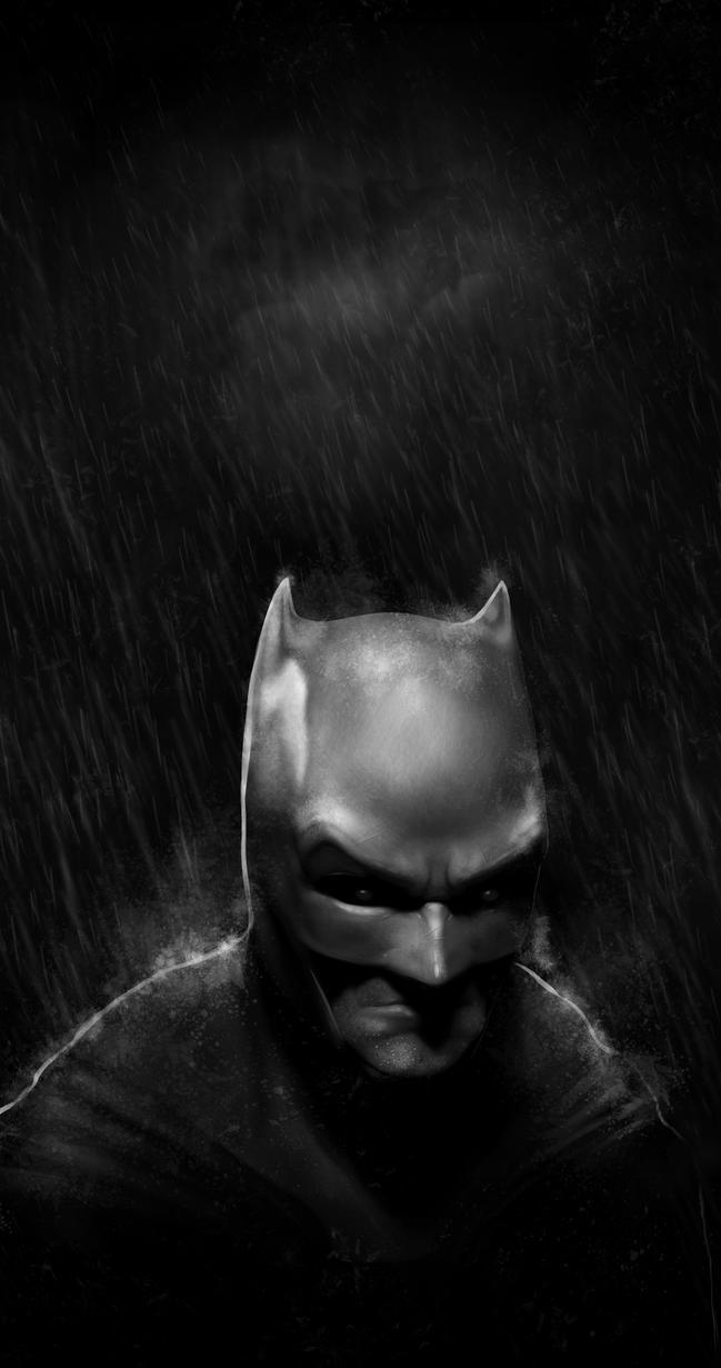 The Batman by liquid-venom