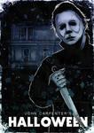Michael Myers Halloween Poster