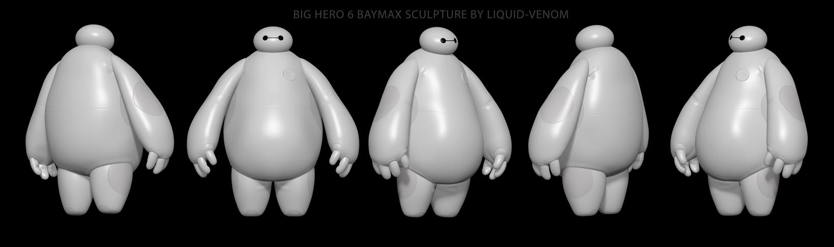BAYMAX by liquid-venom