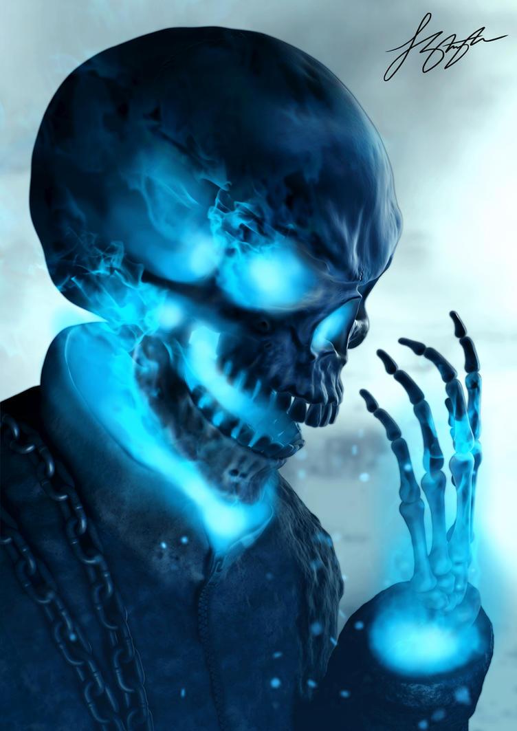 Spirit of Vengeance by liquid-venom
