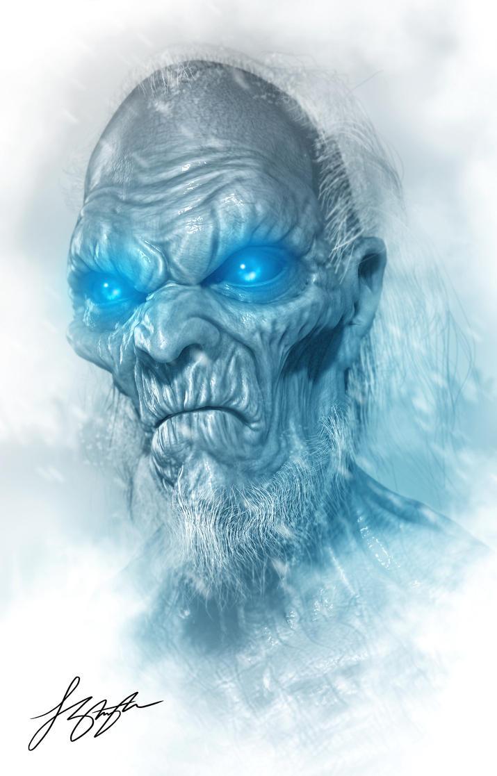 White Walker by liquid-venom