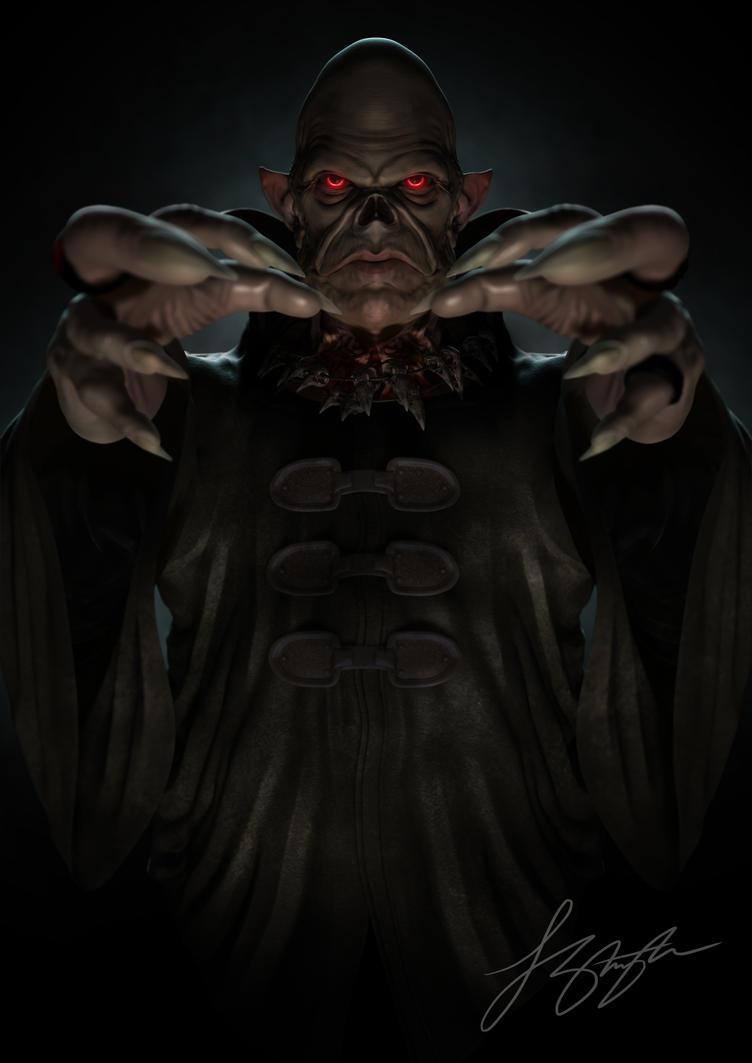The Strain The Master by liquid-venom