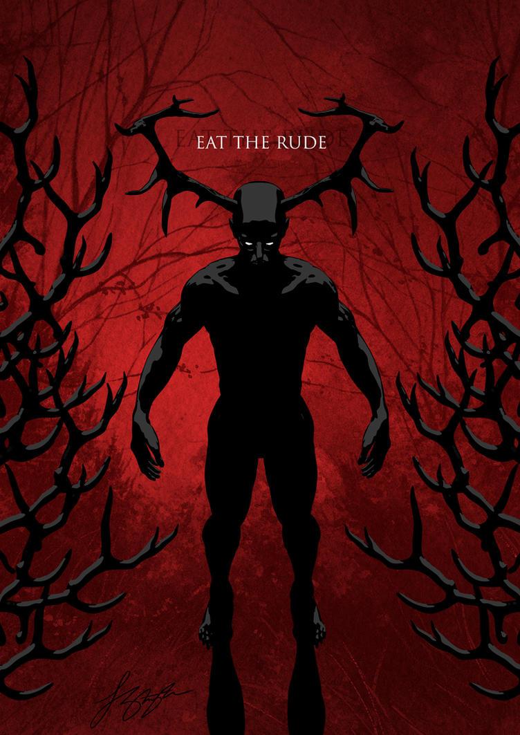 Eat the Rude by liquid-venom