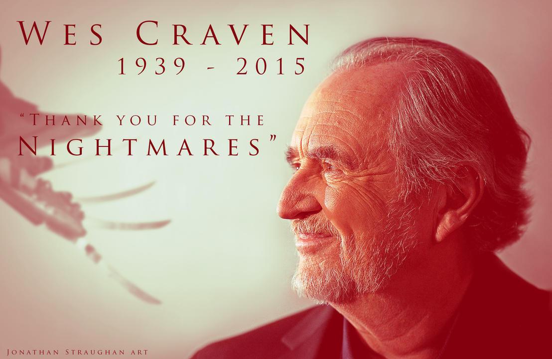 Wes Craven Tribute by liquid-venom
