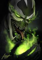 Venomous Hellspawn by liquid-venom