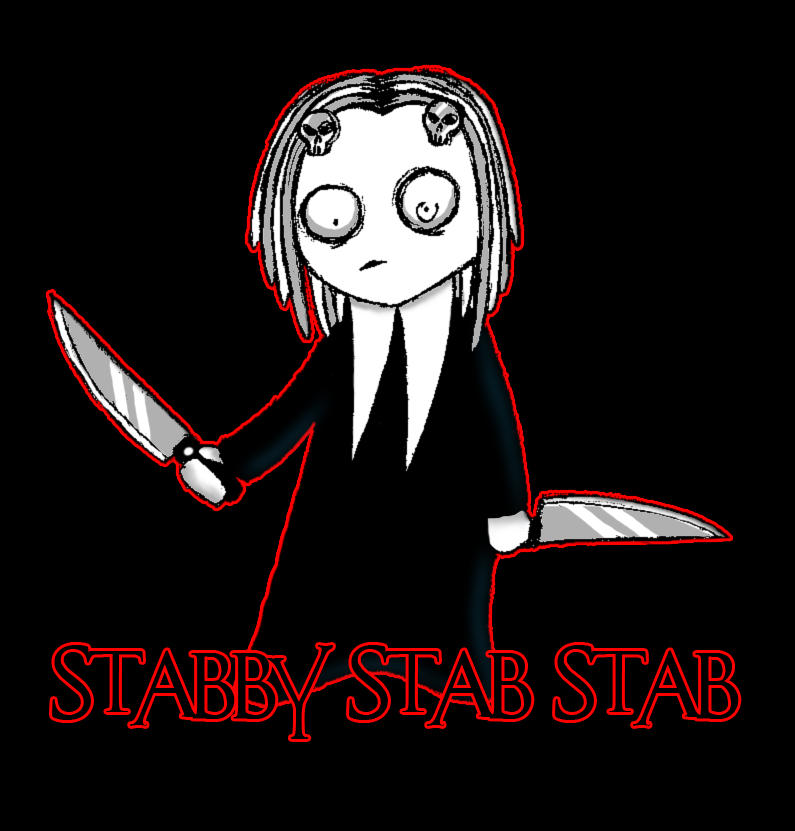 Stabby Stab Stab by liquid-venom on deviantART