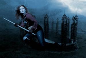 Ginny Weasley Makeover by heidihastings
