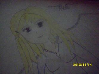 Angel by auti98