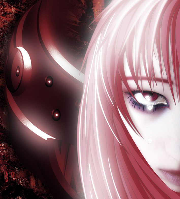 Elfen Lied Lucy By Neodecay On Deviantart
