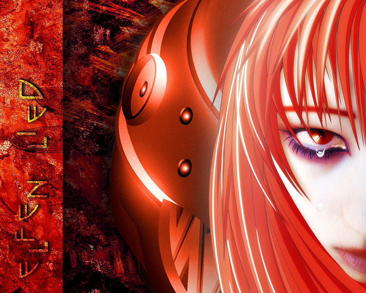 Elfen Lied Wallpaper by ~neodecay on deviantART