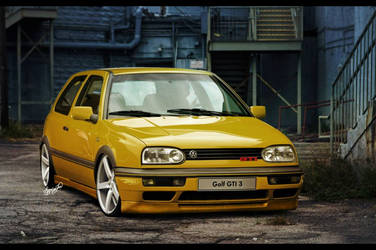 VW Golf by FabricioProDesign