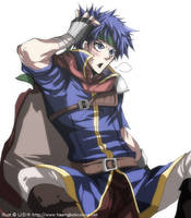 Ike...What are you doing? by na-insoo