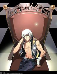Kingdom Hearts II: RIKU by na-insoo