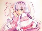 Miss kobayashi's dragon maid: Kanna