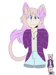 June and Dottie fusion (FUSION DESIGN NOT MINE) by cutewolf360