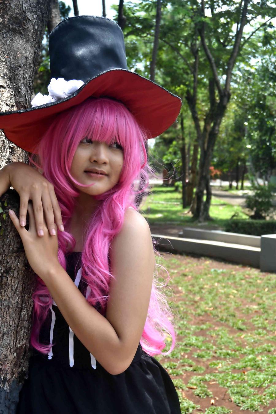 perona cosplay by kuromeamai