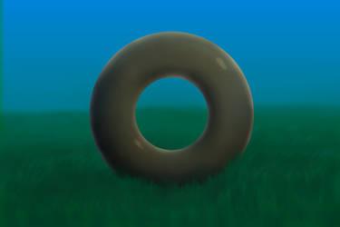 Plain Donut