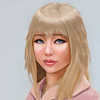 AI generated Girl fix by dqube