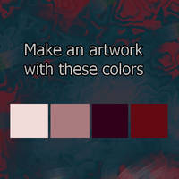 4 colors challenge by dqube