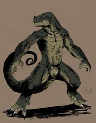 Big Lizad