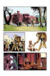 Partran comic -comission- by Crisjofreart