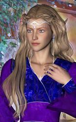 LotR OC - Lindel Melaina