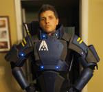 Systems Alliance Marine Armor - Mass Effect