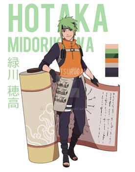 Hotaka Midorikawa