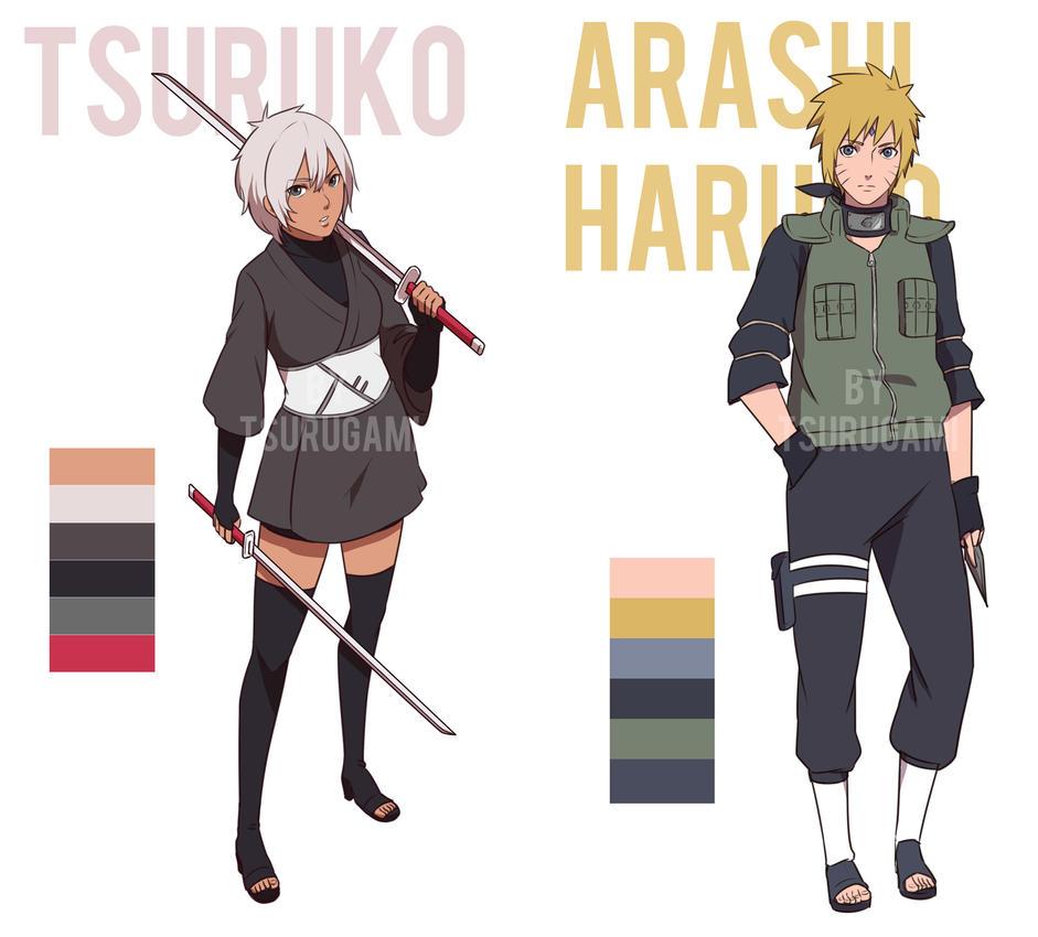 Naruto Oc Aya By Minamino18sayuri On Deviantart: 1000+ Images About Naruto OC On Pinterest