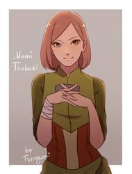 AT - Nami Tsubaki by tsurugami