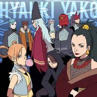VILLAINS - HYAKKI YAKO