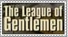 The League of Gentlemen Stamp by Kouuji