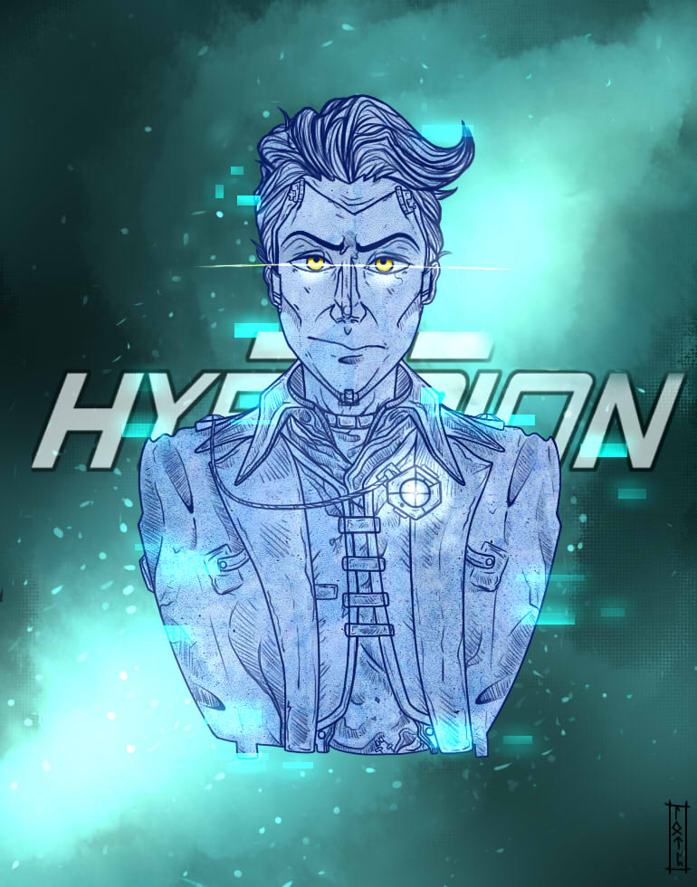 Tales From The Borderlands Fanart Handsome Jack By Kouuji