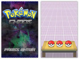 New Screens by Rayquaza-dot