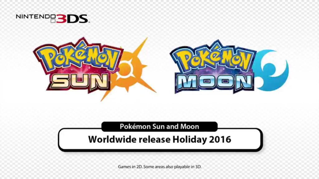 Pokemon Sun  Moon Confirmed by Rayquaza-dot