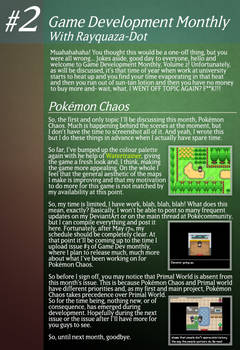 Game Development Monthly - Issue #2