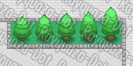 Evolution of Trees by Rayquaza-dot