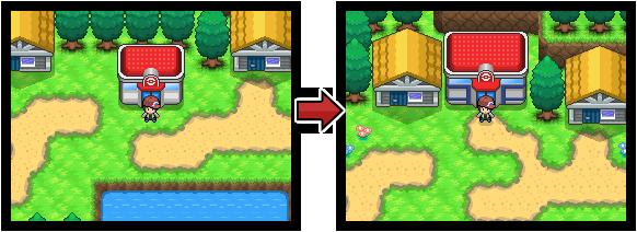 Pokemon Center Update by Rayquaza-dot