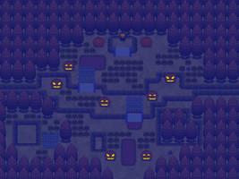 Happy Halloween by Rayquaza-dot