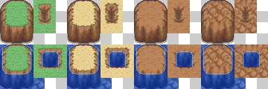 Public Cliff Tiles by Rayquaza-dot