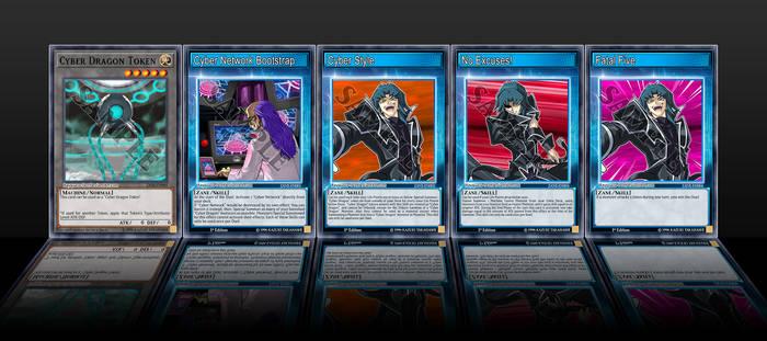YuGiOh Custom Zane Skills