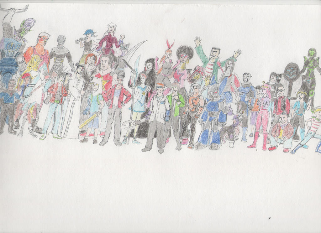 Cartoon Network Ultimate Alliance by elcorpus