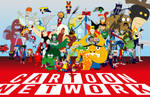 Cartoon Network-Marvel Mash-up