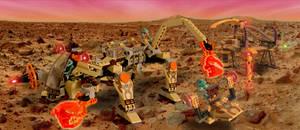 Lego Excavation Searcher
