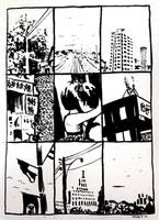 Comics Workbook one by naha-def