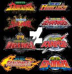 Disney Era  Sentai Logos