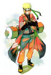 Naruto 430 New clothes