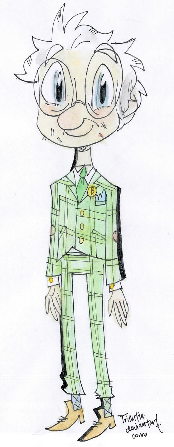 Mr. Nicholas Benedict by Trillatia