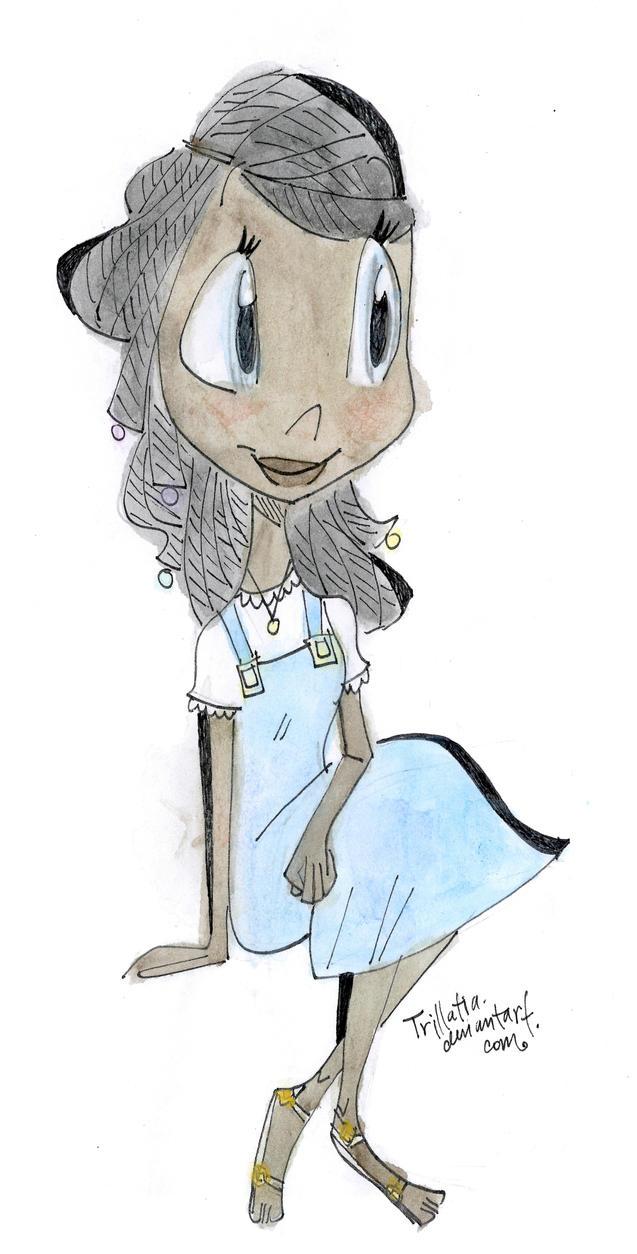 Rhonda Kazembe by Trillatia